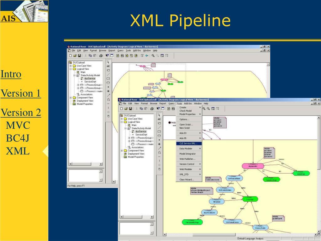 XML Pipeline