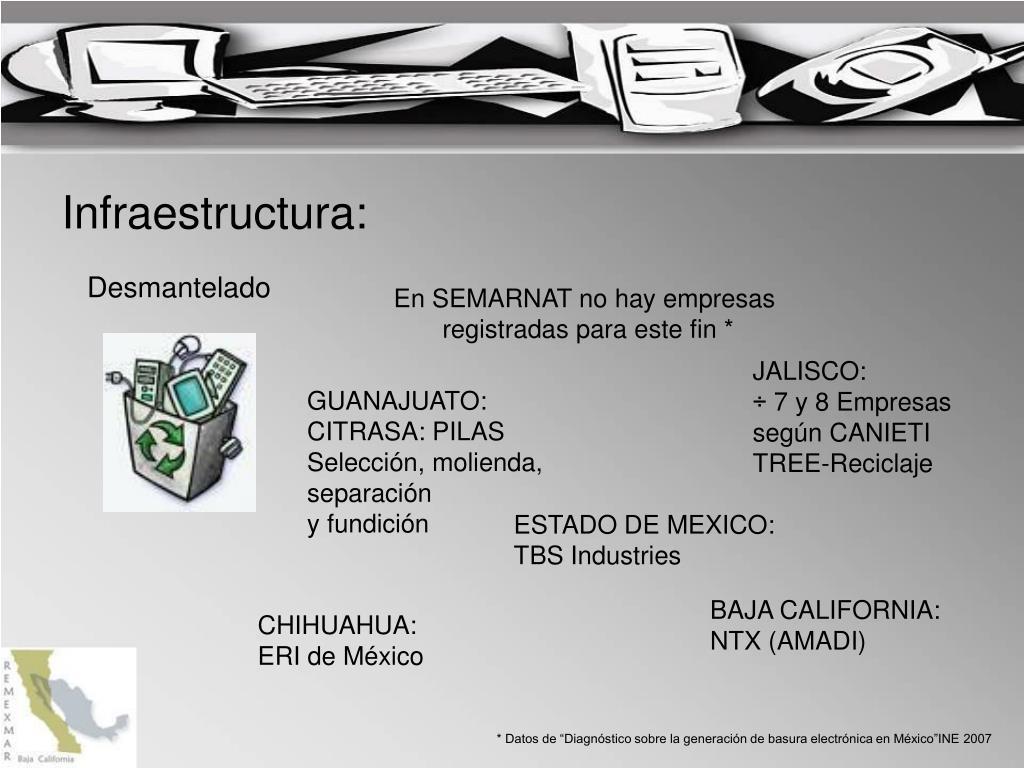 Infraestructura: