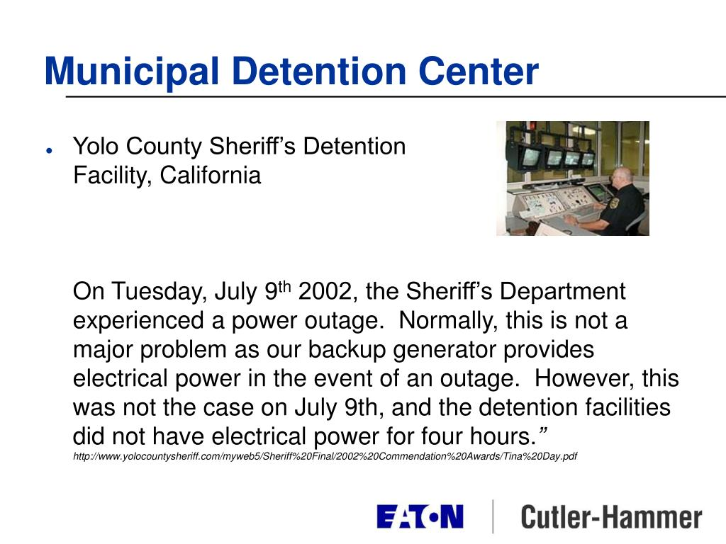 Municipal Detention Center