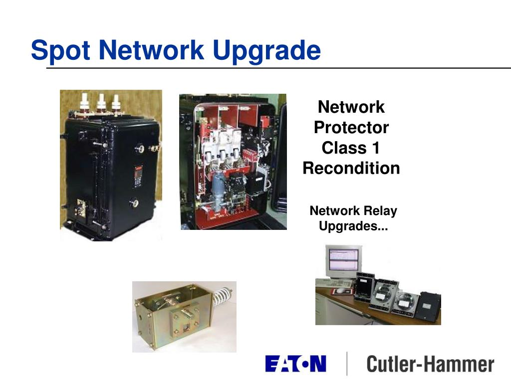 Spot Network Upgrade