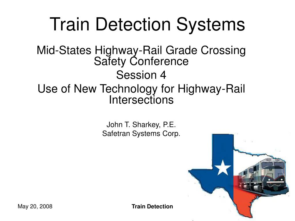 Train Detection Systems