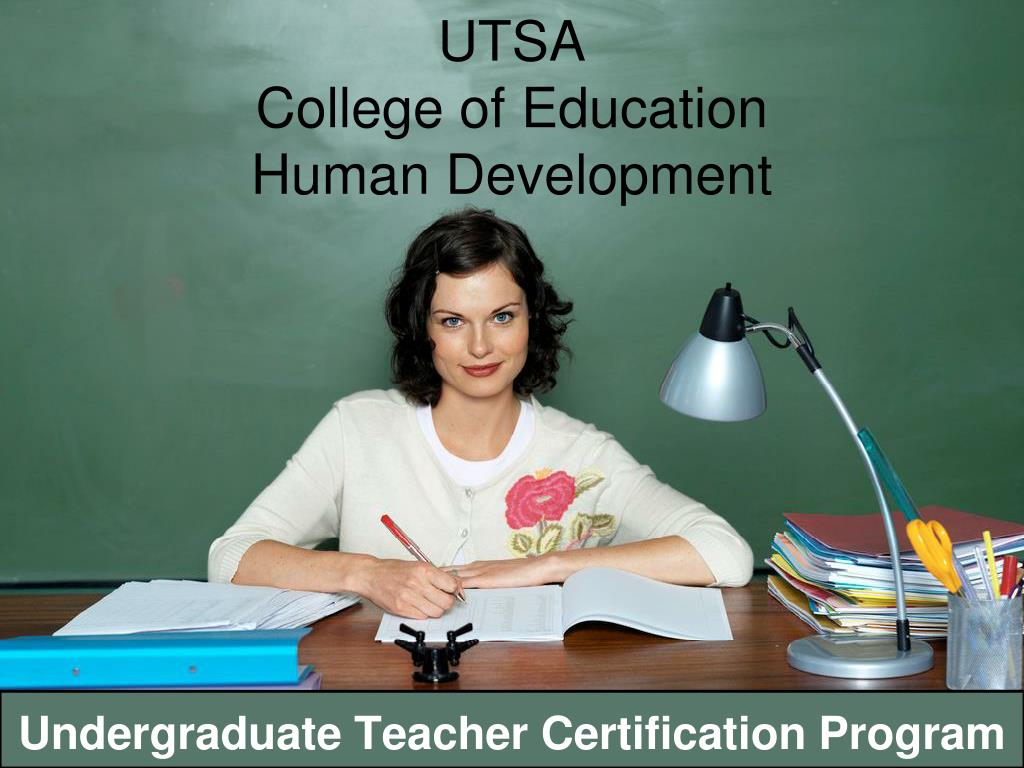 utsa college of education human development l.