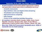 igrid 2005 september 26 29 2005 san diego california
