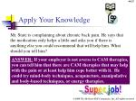 apply your knowledge27