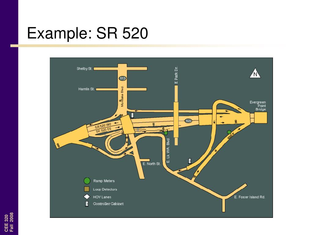 Example: SR 520