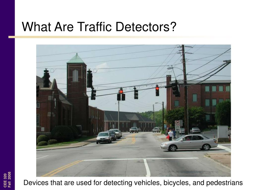 What Are Traffic Detectors?