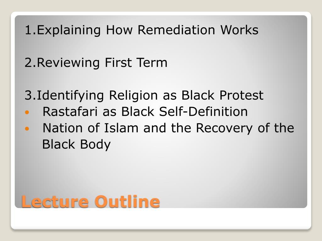 1.Explaining How Remediation Works