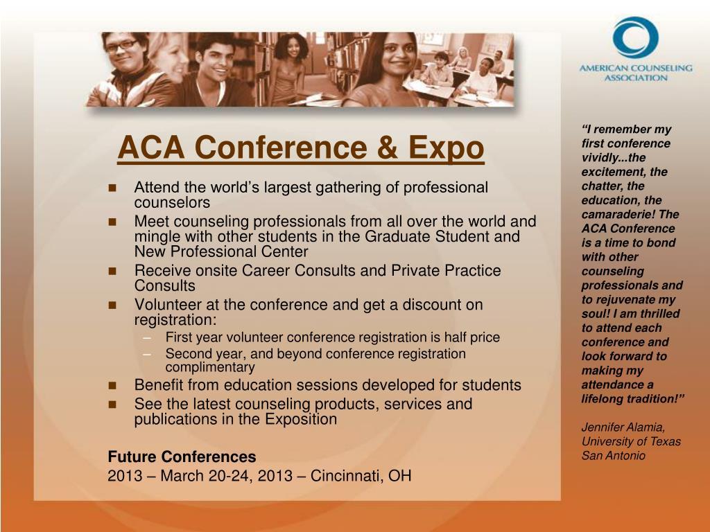 ACA Conference &