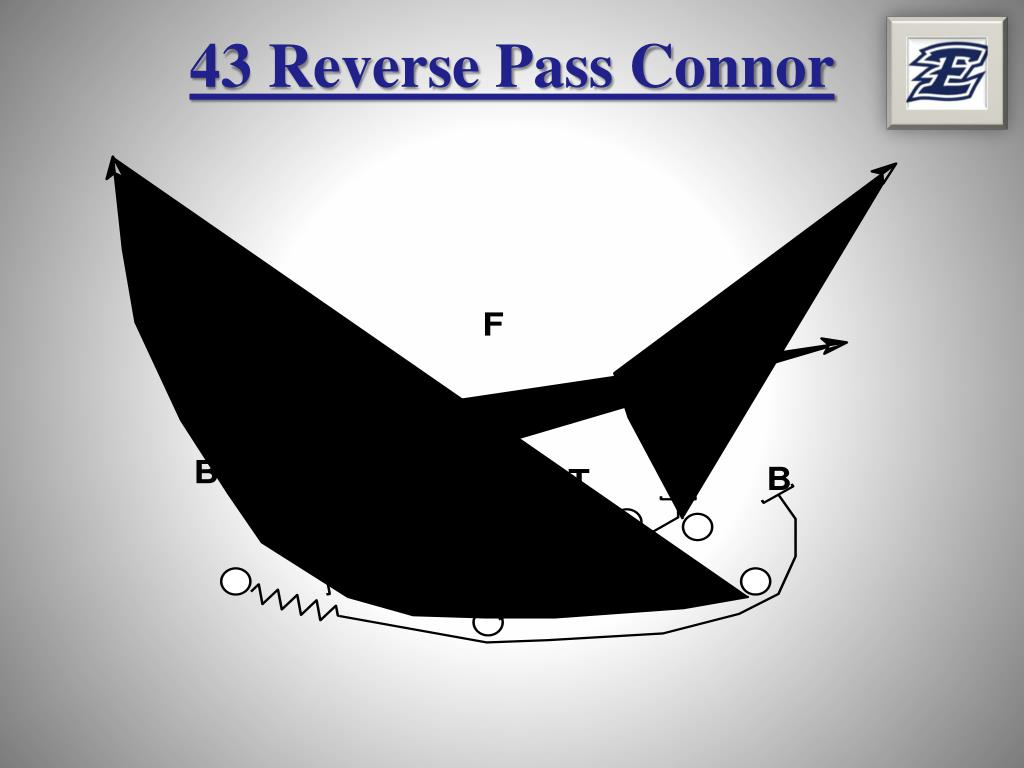 43 Reverse Pass Connor