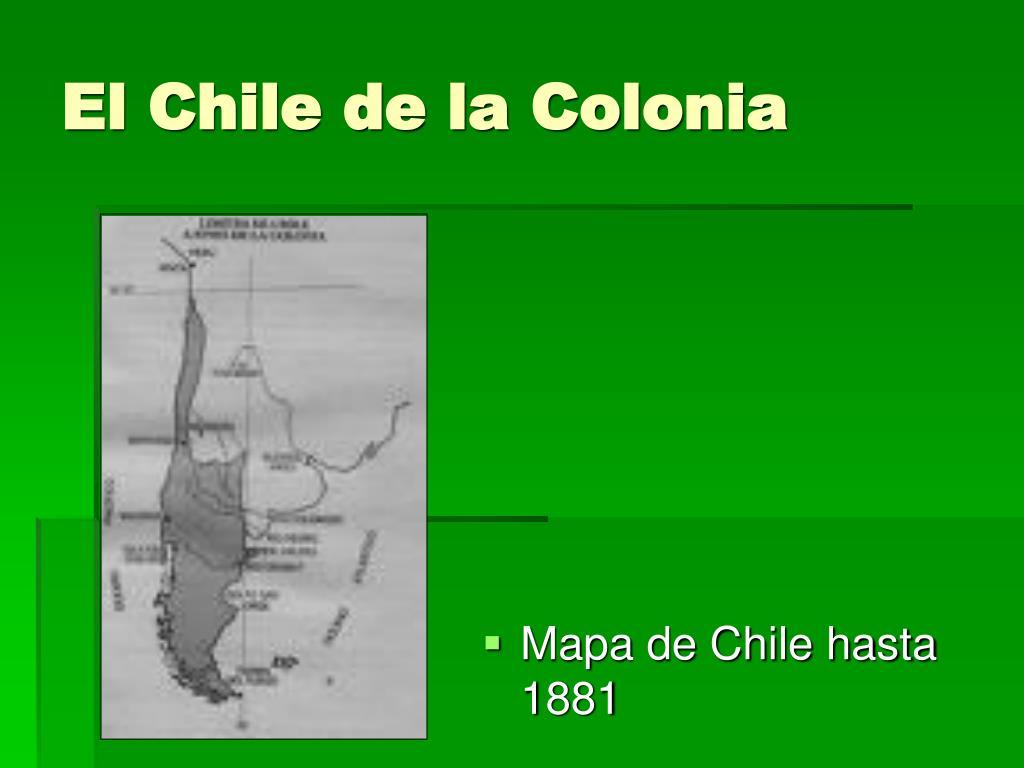 El Chile de la Colonia