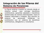 integraci n de los pilares del sistema de pensiones12