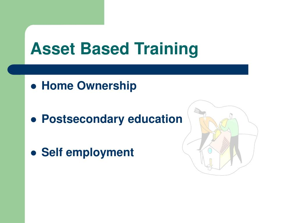 Asset Based Training