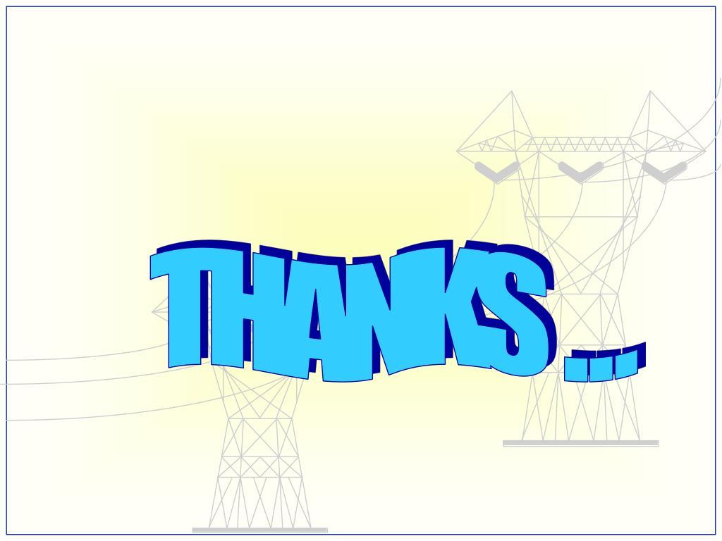 THANKS  . . .