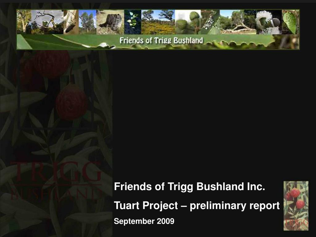 Friends of Trigg Bushland Inc.