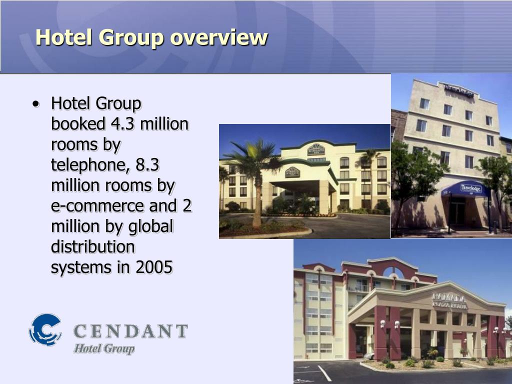 Hotel Group overview