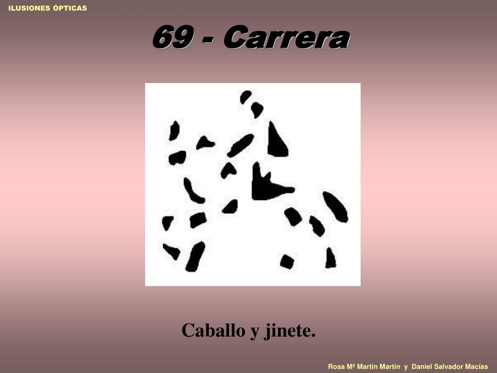 69 - Carrera