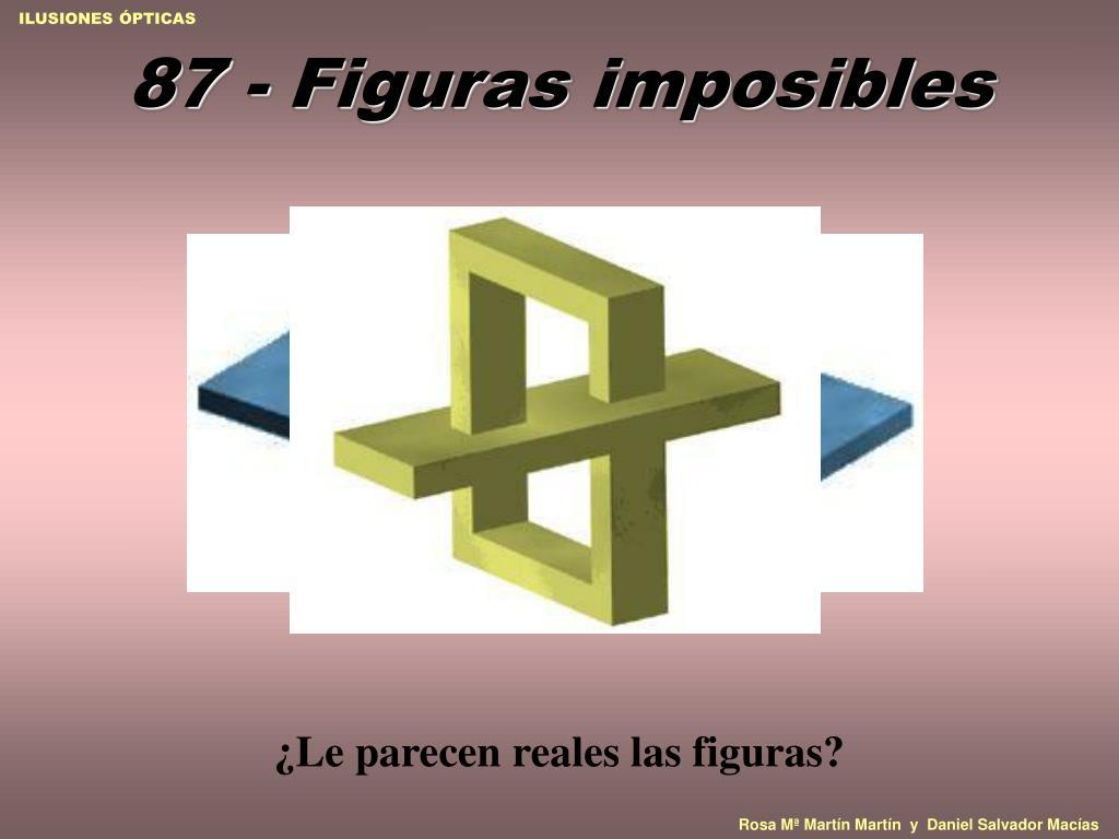 87 - Figuras imposibles