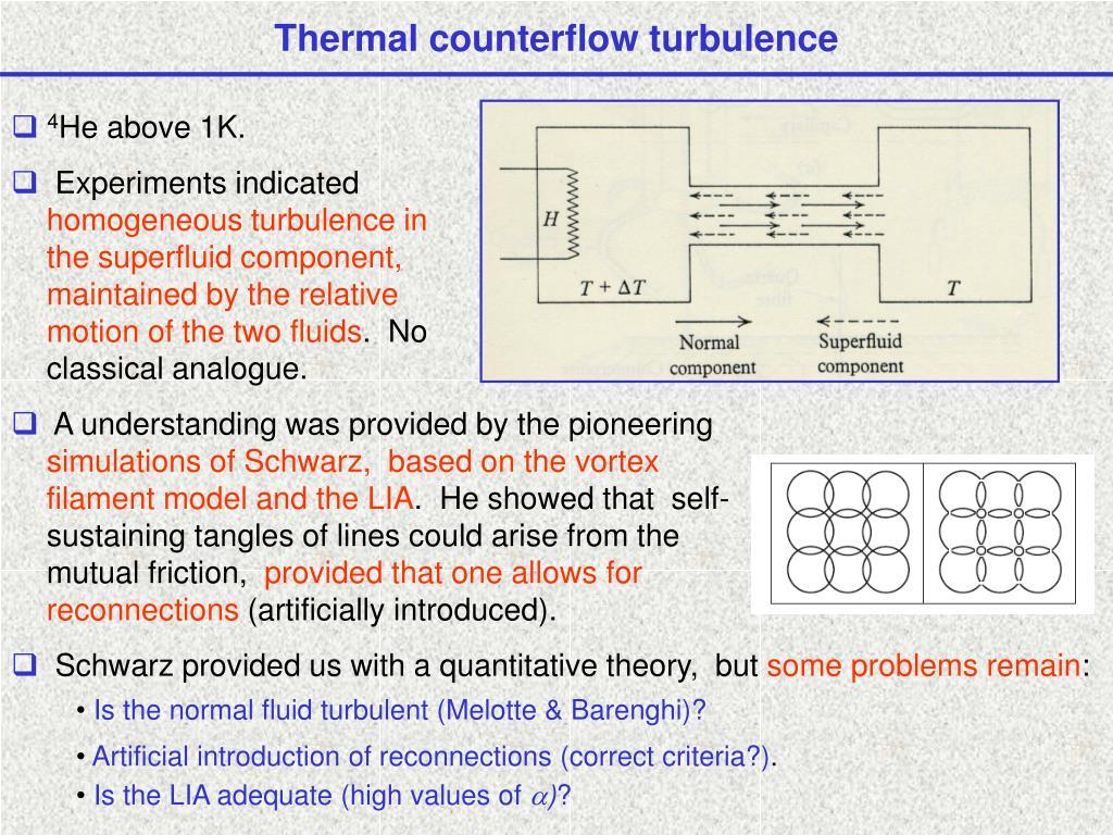 Thermal counterflow turbulence