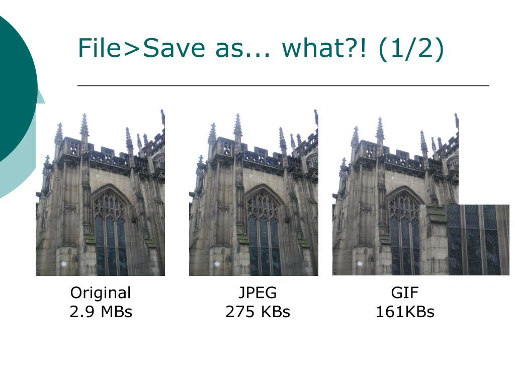 File>Save as... what?! (1/2)