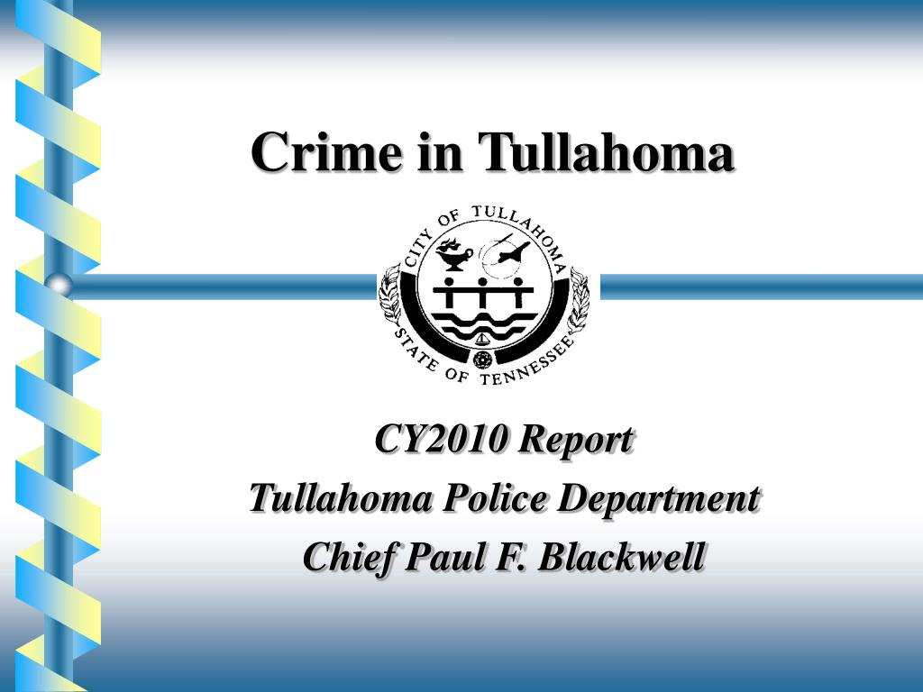 crime in tullahoma