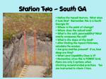 station two south ga9