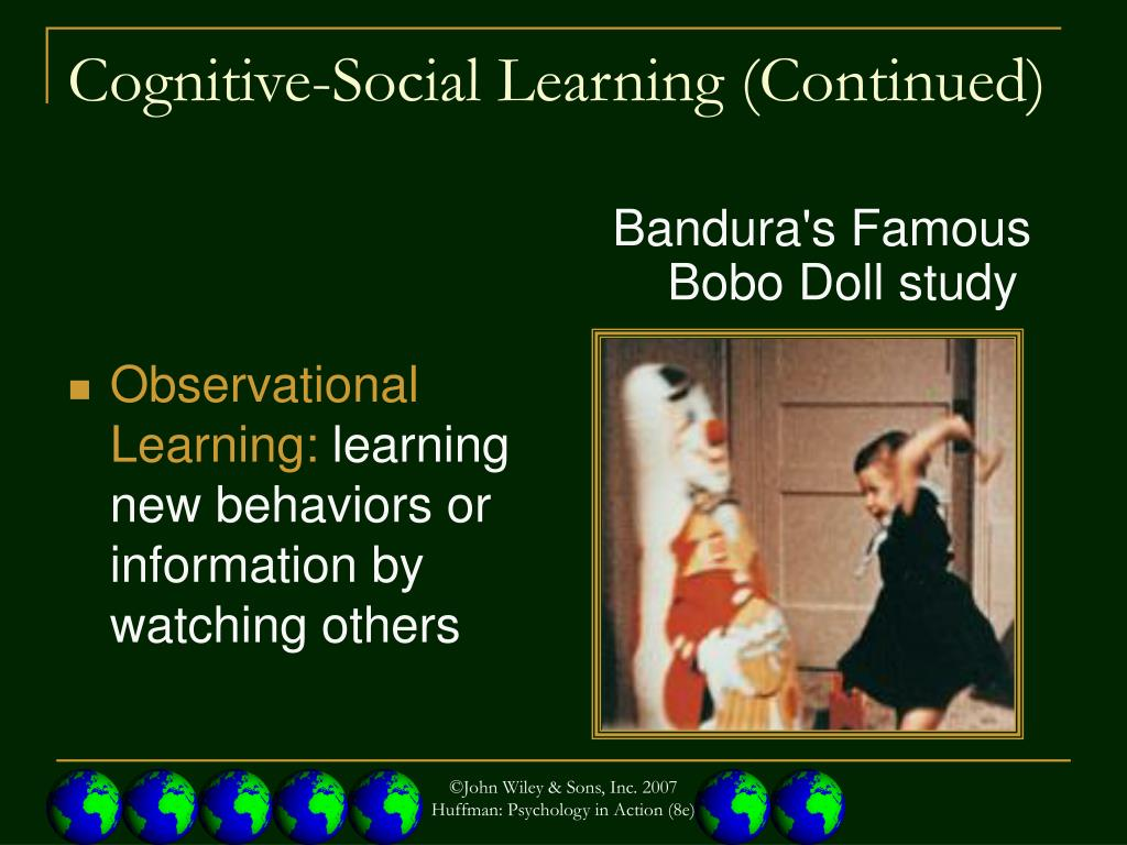 Observational Learning: