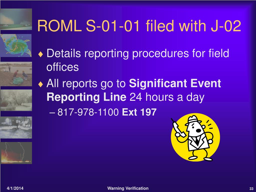 ROML S-01-01 filed with J-02