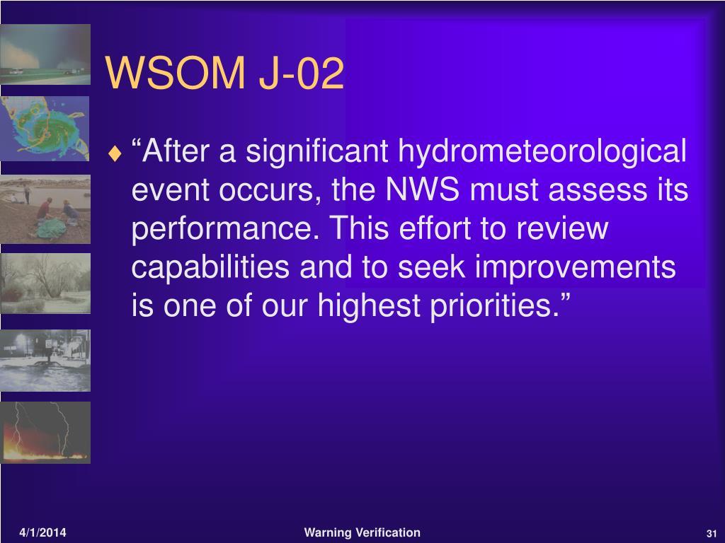 WSOM J-02