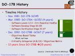 do 178 history