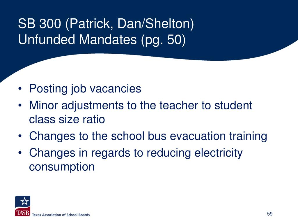 SB 300 (Patrick, Dan/Shelton)