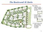 the boulevard 81 units