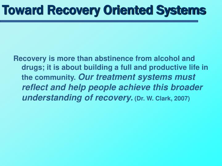 Toward Recovery Oriented Systems