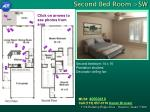 second bed room sw