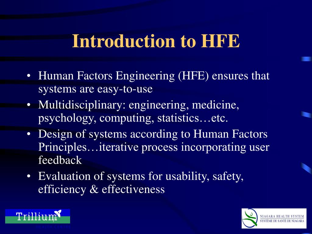 Introduction to HFE