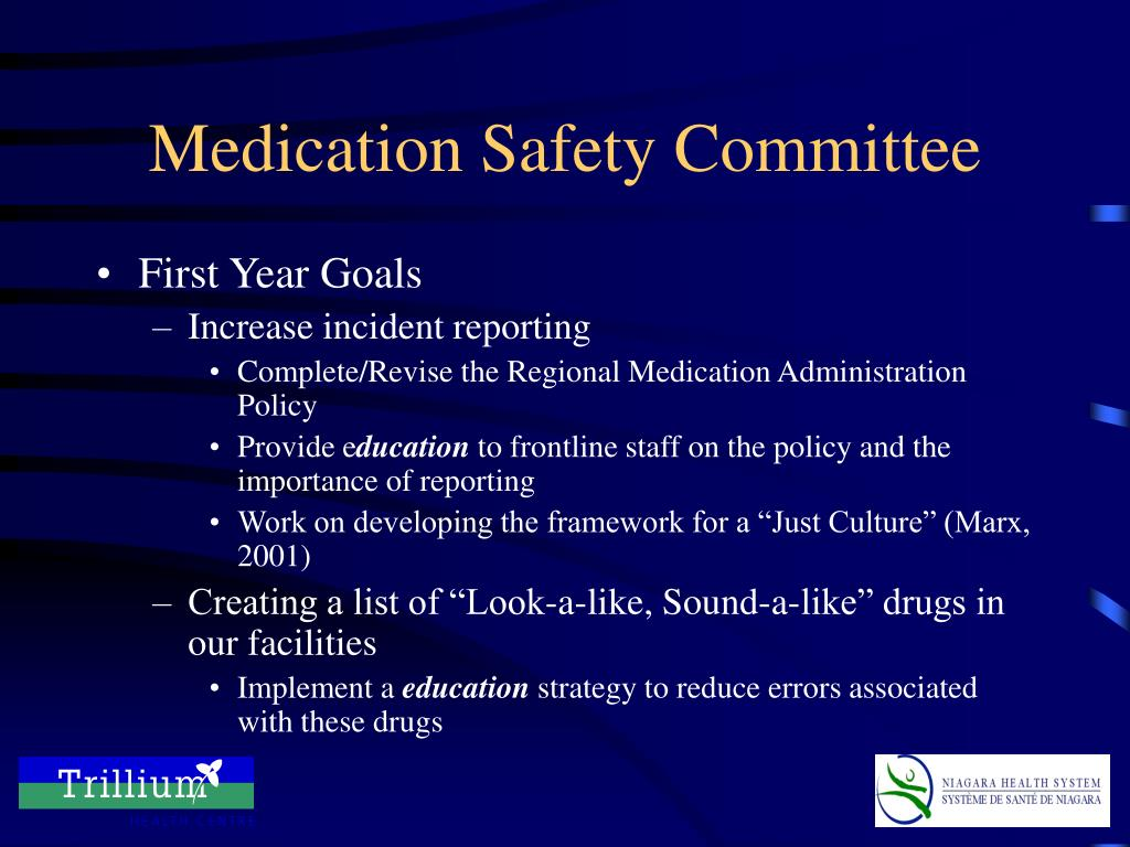 Medication Safety Committee