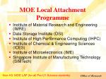 moe local attachment programme2