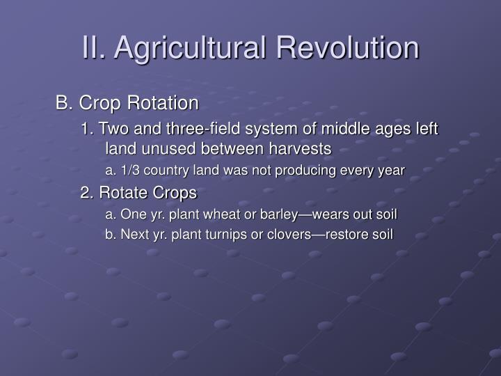 Ii agricultural revolution3