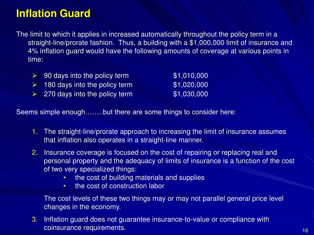 Inflation Guard