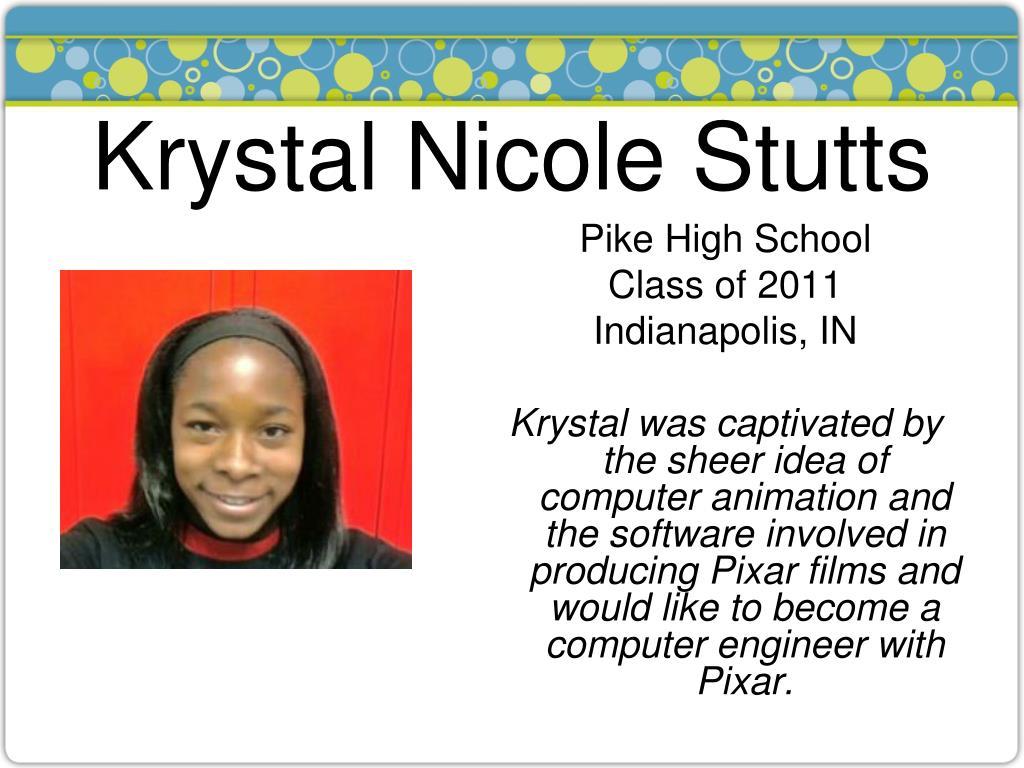 Krystal Nicole Stutts