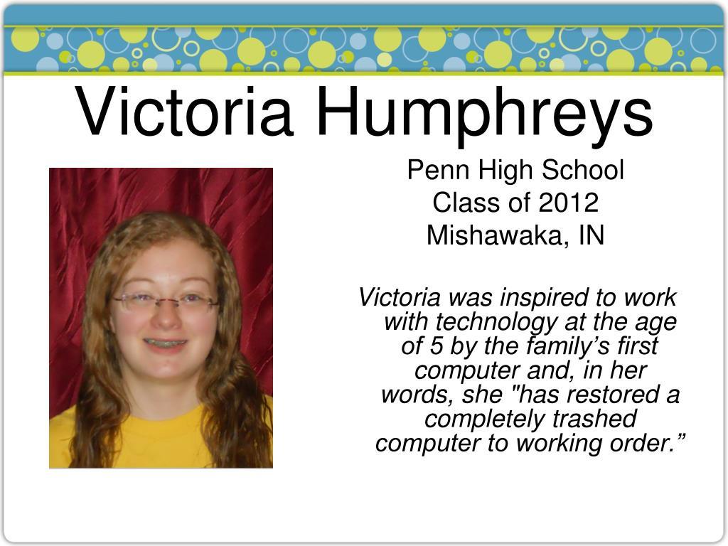 Victoria Humphreys