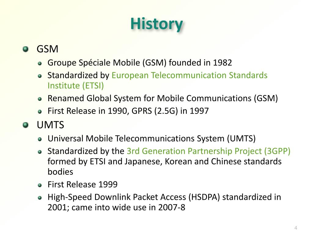 PPT - Network Security: GSM and 3G Security PowerPoint Presentation