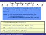 identifying alliteration and simile