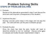 problem solving skills69