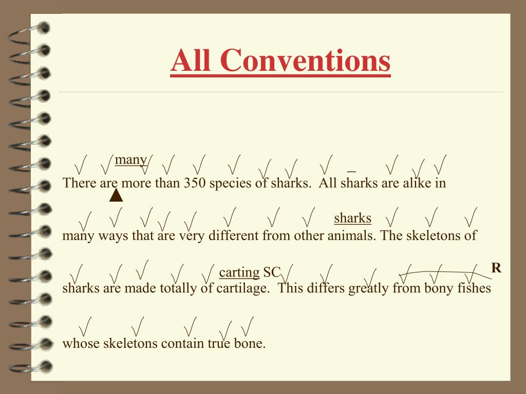 All Conventions