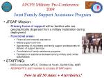 joint family support assistance program