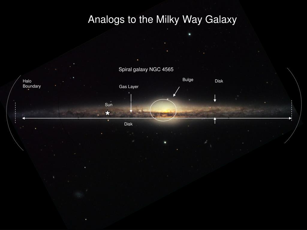 Analogs to the Milky Way Galaxy
