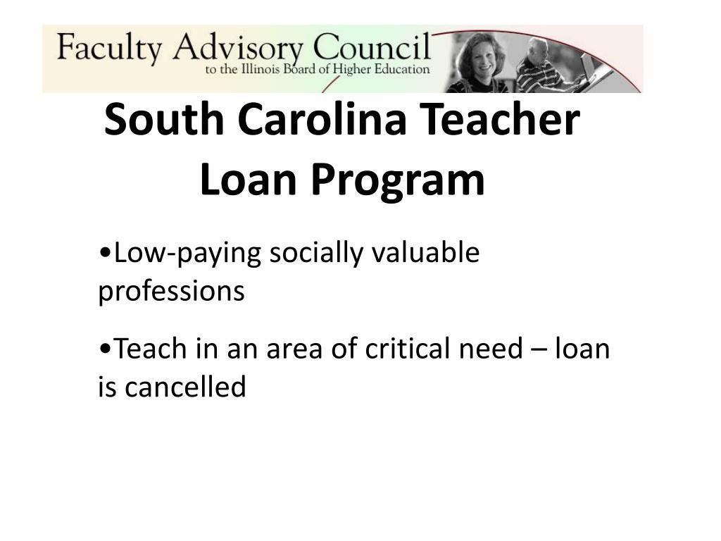 South Carolina Teacher