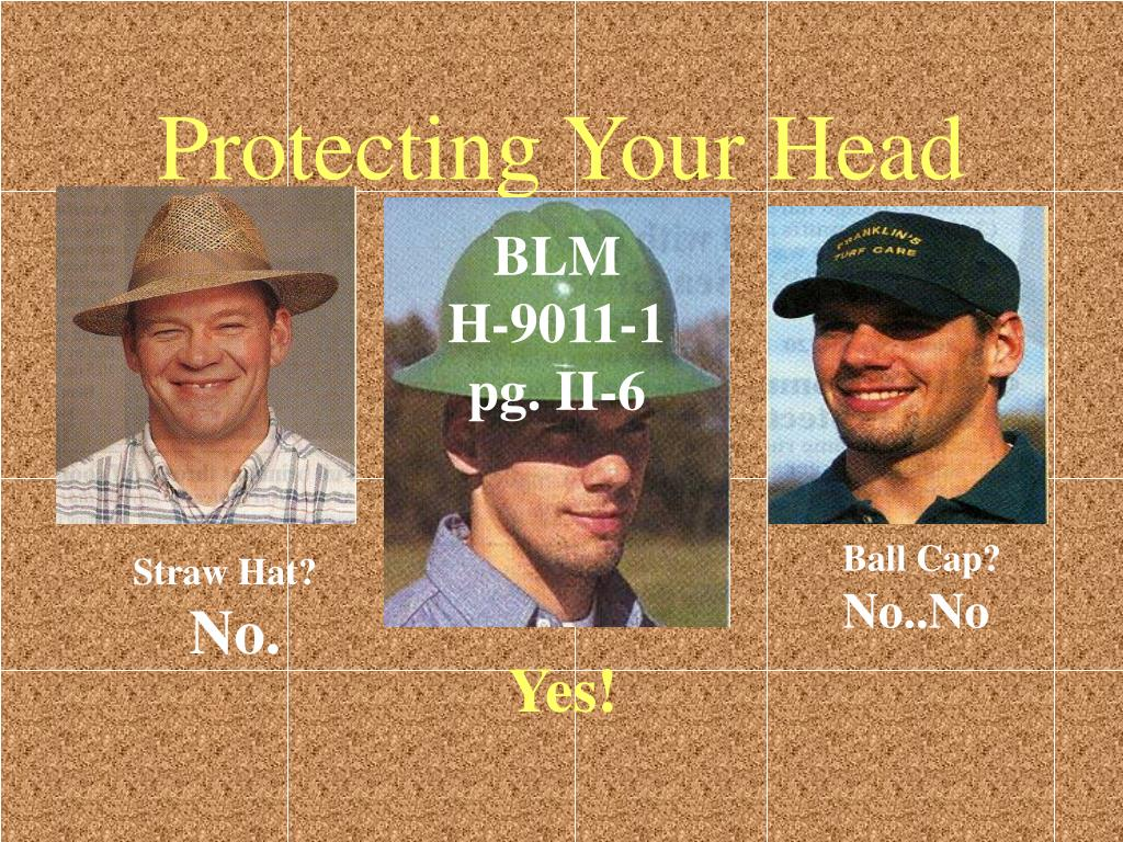 Protecting Your Head