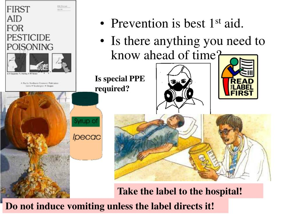 Prevention is best 1