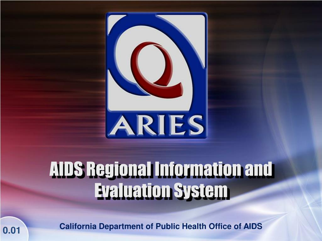 AIDS Regional Information and Evaluation System